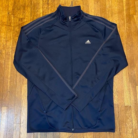 adidas Other - Adidas Track Jacket - Navy Blue